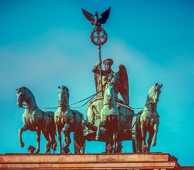 Brandenburger Tor Gesangsunterricht Berlin