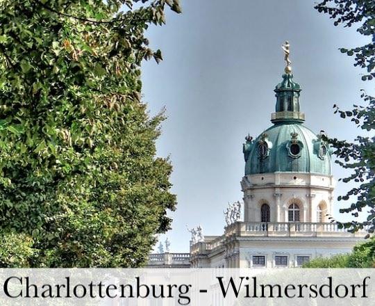 Schloss Gesangsunterricht Berlin Charlottenburg-Wilmersdorf