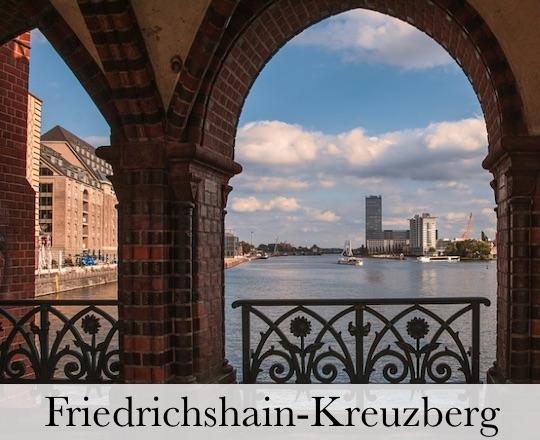 Oberbaumbruecke Gesangsunterricht Berlin Friedrichshain-Kreuzberg