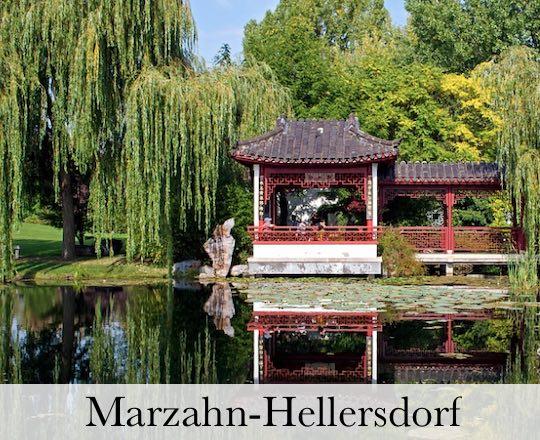 Marzahngarten - Gesangsunterricht Berlin Marzahn-Hellersdorf