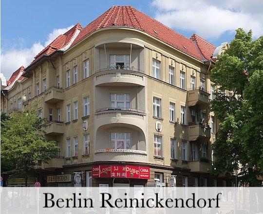 Eckgebäude Gesangsunterricht Berlin Reinickendorf