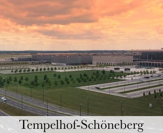 Flughafen Gesangsunterricht Berlin Tempelhof-Schoeneberg