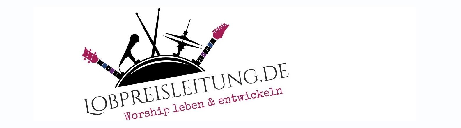 Lobpreisleitung.de Logo